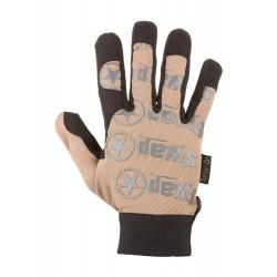 Gants Swap design tan Gants SWAP Design TAN Taille S-VE4025