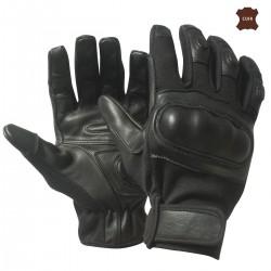 Gants coques Noirs M-T781012