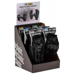 Pack implantation - 44 paires de Gants et Mitaines Mechanix / BO manufacture