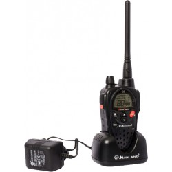 Talkie walkie Midland G9 noir modèle export 5w