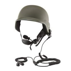 Kit oreillette micro pour casque lourd G7/G9