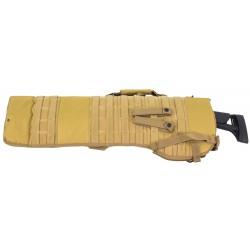 Carquois PMC pour fusil à pompe tan - NUPROL