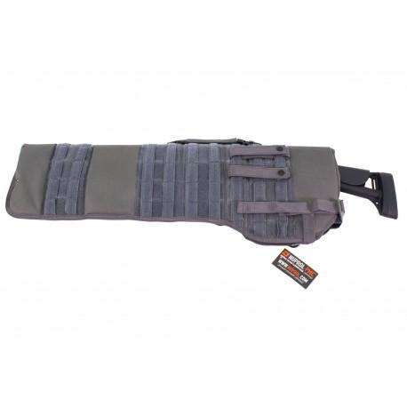 Carquois PMC pour fusil à pompe gris - NUPROL