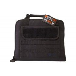 Mallette souple Deluxe pour 2 pistolets Noire - NUPROL