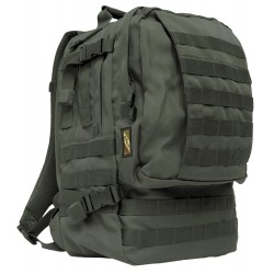 Sac a dos tactical Molle militaire Vert-T862552