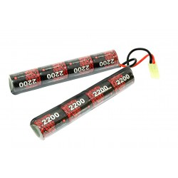 Batterie mini 9,6 v/2200 mah