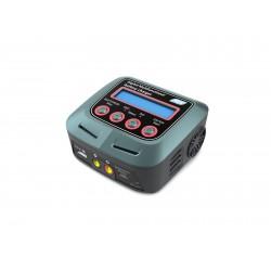 Chargeur de batterie multifonctions (Li-Fe / LiPo v4 / NiMh / lion / nicd / pb) - asg