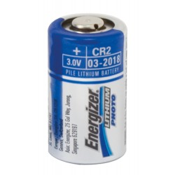 Pile Lithium CR2 3 volts - Energizer CR2-LC509