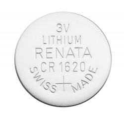 Piles Lithium CR1620 3 volts