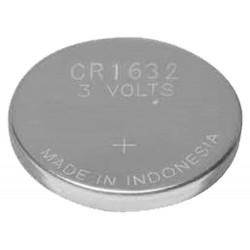 Pile Lithium CR1632 3 volts