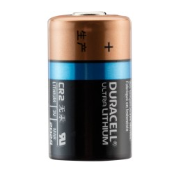 Pile Lithium CR2 3 volts - Duracell CR2-LC418D