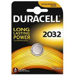 Piles CR2032 3 volts - Duracell