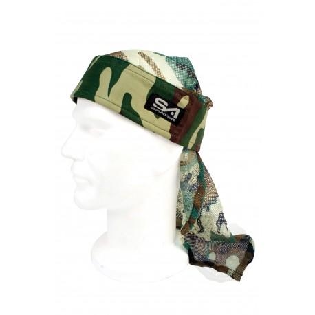 Ve4011 : bandeau tour de tête camo