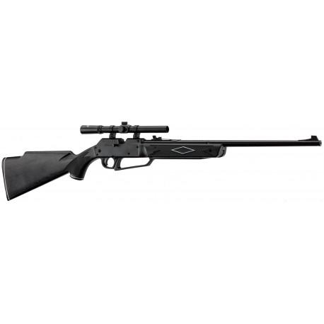 Kit carabine multi pompe Daisy Model 5880 - 4.5 mm BB's et diabolos