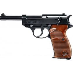 Pistolet Walther P38 métal