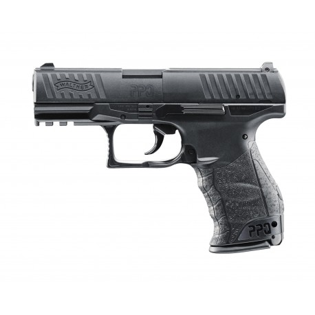 Pistolet CO2 Walther PPQ noir cal. 4,5 mm