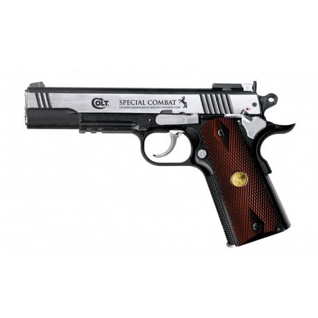 Pistolet CO2 Colt spécial combat classic cal. 4,5 mm