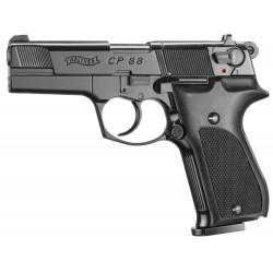 Pistolet CO2 Walther CP88 noir cal. 4,5 mm-ACP230