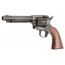 Pistolet Colt simple action army 45 antique