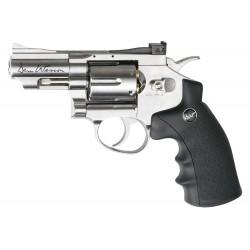 Revolver Dan wesson silver billes Acier