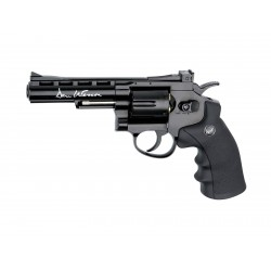 Revolver Dan wesson Noir 4 Pouces