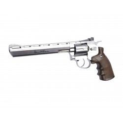 Dan wesson silver 8'' Co2 bbs - ASG