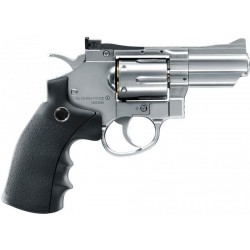 Revolver CO2 Legends S25 2,5'' silver cal. 4,5 mm Legends S25-ACR240