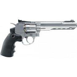 Revolver Umarex Legend 6 Pouces chromé 4. 5 mm