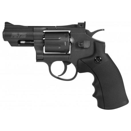 Revolver GAMO CO2 PR-725 2,5'' cal. 4,5 mm