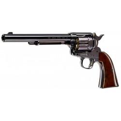 Revolver plomb Colt single action .45 bleu - UMAREX