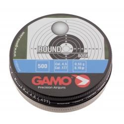 Plombs Round Fun 4,5 mm Par 500-PB210