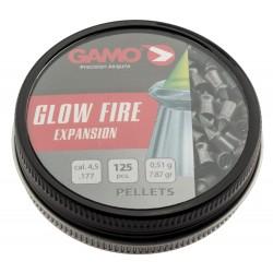Plombs glow fire Cal. 4,5