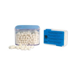 Boites de tampons de nettoyage 4. 5 mm Boîte de 500 tampons