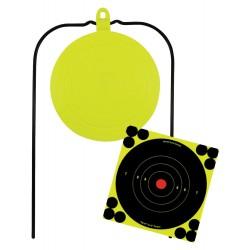 Gong synthétique pendulaire auto-réparant pour 22 LR à 45 ACP - Birchwood Casey