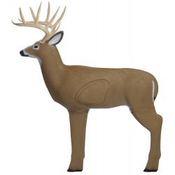 Cible archerie 3D médium buck