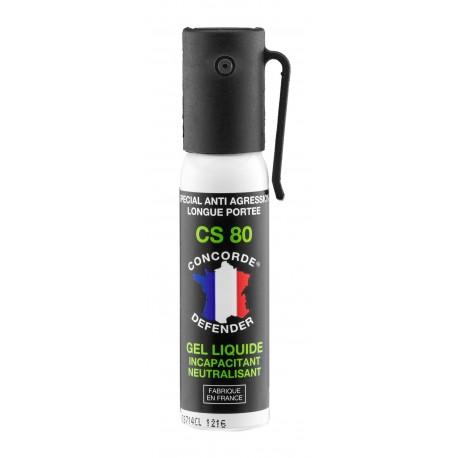 Aérosol GEL CS 80 - 25 ml