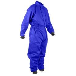 Combinaison tissu enfant bleu