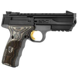 Pistolet de tir Browning Buck Mark Black Label .22 LR