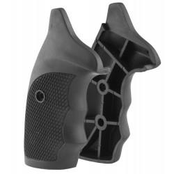 Plaquettes Rubber caoutchouc pour revolver Alfa Proj