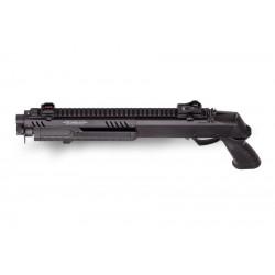 Fusil à pompe Fabarm STF 12 short noir cal.12/76 14'' noir-FAR591