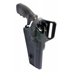 Etui revolver polymère 3 - 4 pouces ALFA PROJ / SW 64 Gaucher-ET3415G