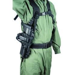 Harnais holster MP5 et MP7