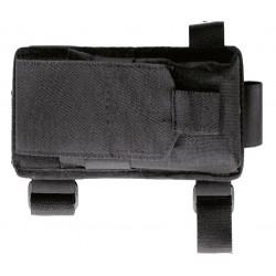 Porte-chargeur AR15 de crosse cordura ajustable