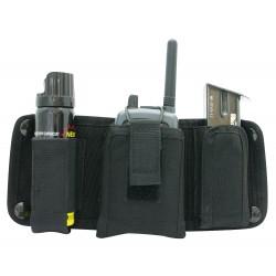 Porte grenade 40 mm chargeur et VHF pour veste Président