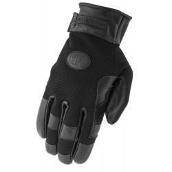 Gants Noirs en cuir renforcé Taille M-VCH2411