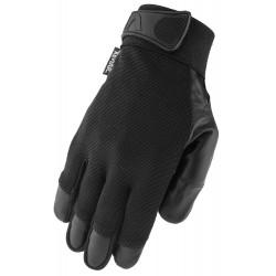 Gants Noirs anti-coupure et anti-piqûre