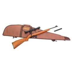 Pack carabine Mossberg Plinkster bois 22 LR