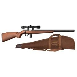 Pack carabine Mossberg 22 LR silence bois