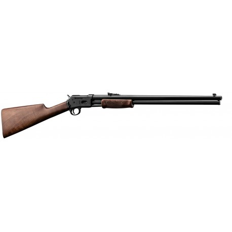 Carabine à pompe Pedersoli calibre . 45 Colt Canon 20 Pouces
