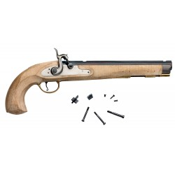 Kit pistolet KENTUCKY Maple à percussion - Calibre . 45